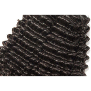 Hair Extensions Brazilian Hair Extensions (Deep Wave) - Endless Hair Extensions