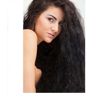 Remy Indian Black Clip In Curly Hair Extensions - Endless Hair Extensions