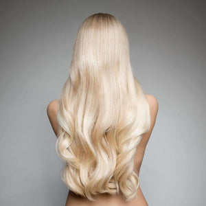 Russian Blonde Body Wave Extensions - Endless Hair Extensions