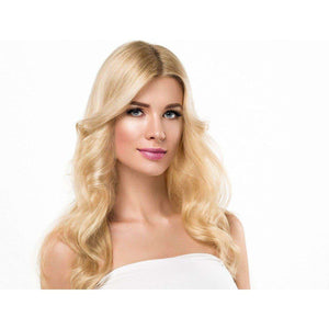 Russian Blonde Body Wave Closure - Endless Hair Extensions