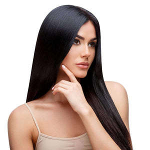 Malaysian Silky Straight Lace Frontal - Hair Extensions