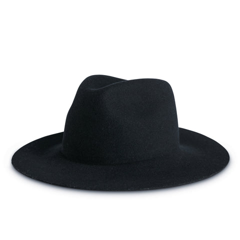 Fancy Fedora Natalina Black Hat