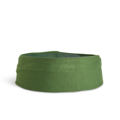 Fancy Fedora Hat Band Army Green