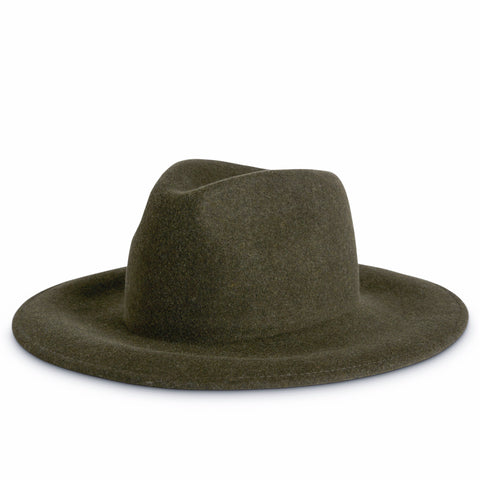 Fancy Fedora Loden Hat