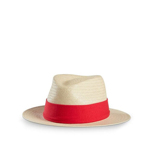 Fancy Fedora Fire Engine Red Hat Band