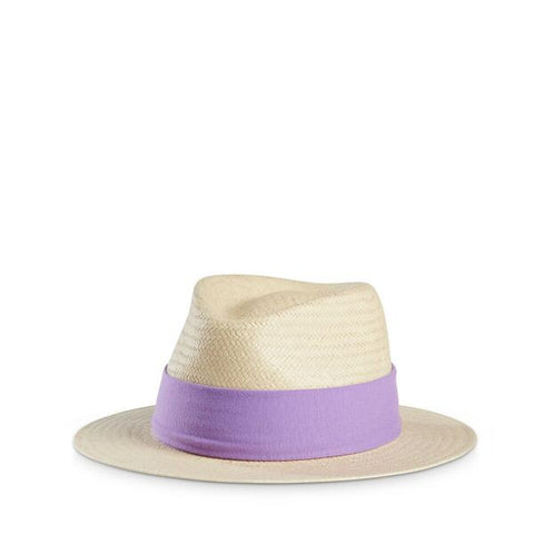 Fancy Fedora Lavender Hat Band