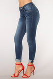 *COMING SOON* ShadesOfBlu Tempted Skinny Jeans - Dark Denim