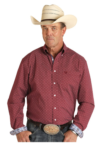 Men's Roughstock Shirt by Panhandle Slim