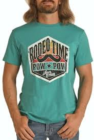 DALE BRISBY RODEO TIME GRAPHIC TEE