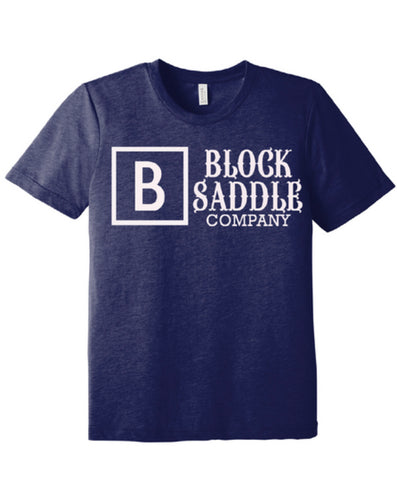 Block Saddle Co. Tee Shirt