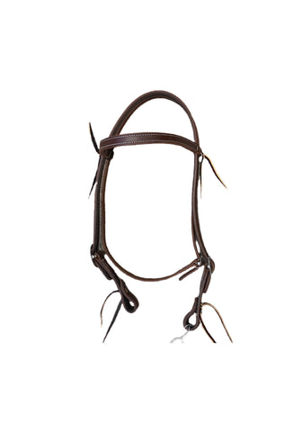 Don Rich Brow Band Headstall