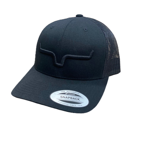 Weekly Trucker Black/Black