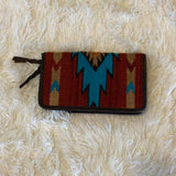 American Darling Saddle Blanket Wallet