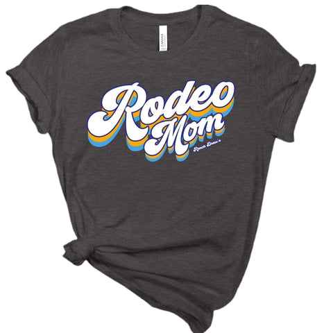 'Rodeo Mom' Ranch Dress'n Tee