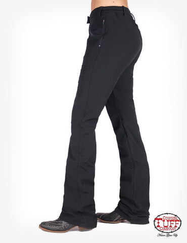 Cowgirl Tuff Work Hard Play Hard Winter Pants