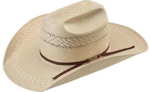 American Hat Co Straw Tuff Cooper Straw Hat