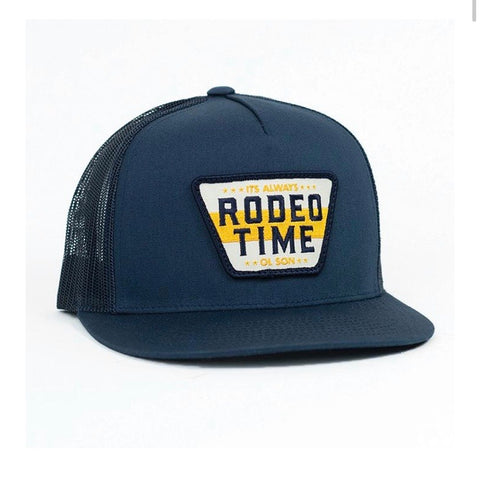 It's Always Rodeo Time Mesh Cap