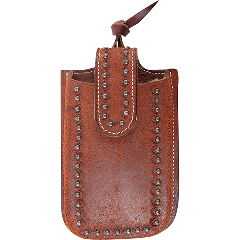 Phone Holder by Martin Saddlery