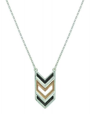 Montana Silversmith Chevron Necklace