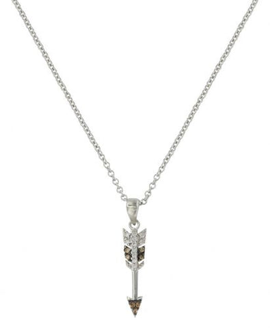 Montana Silversmiths Heaven and Earth Arrow Necklace