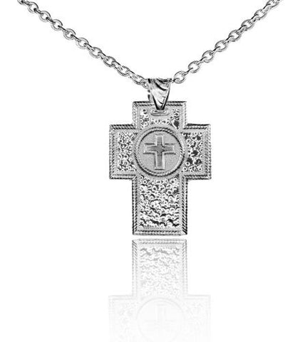 Montana Silversmith Cross Necklace