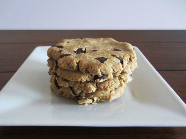 Chewy Chocolate Chip Cookies (2 per pack)