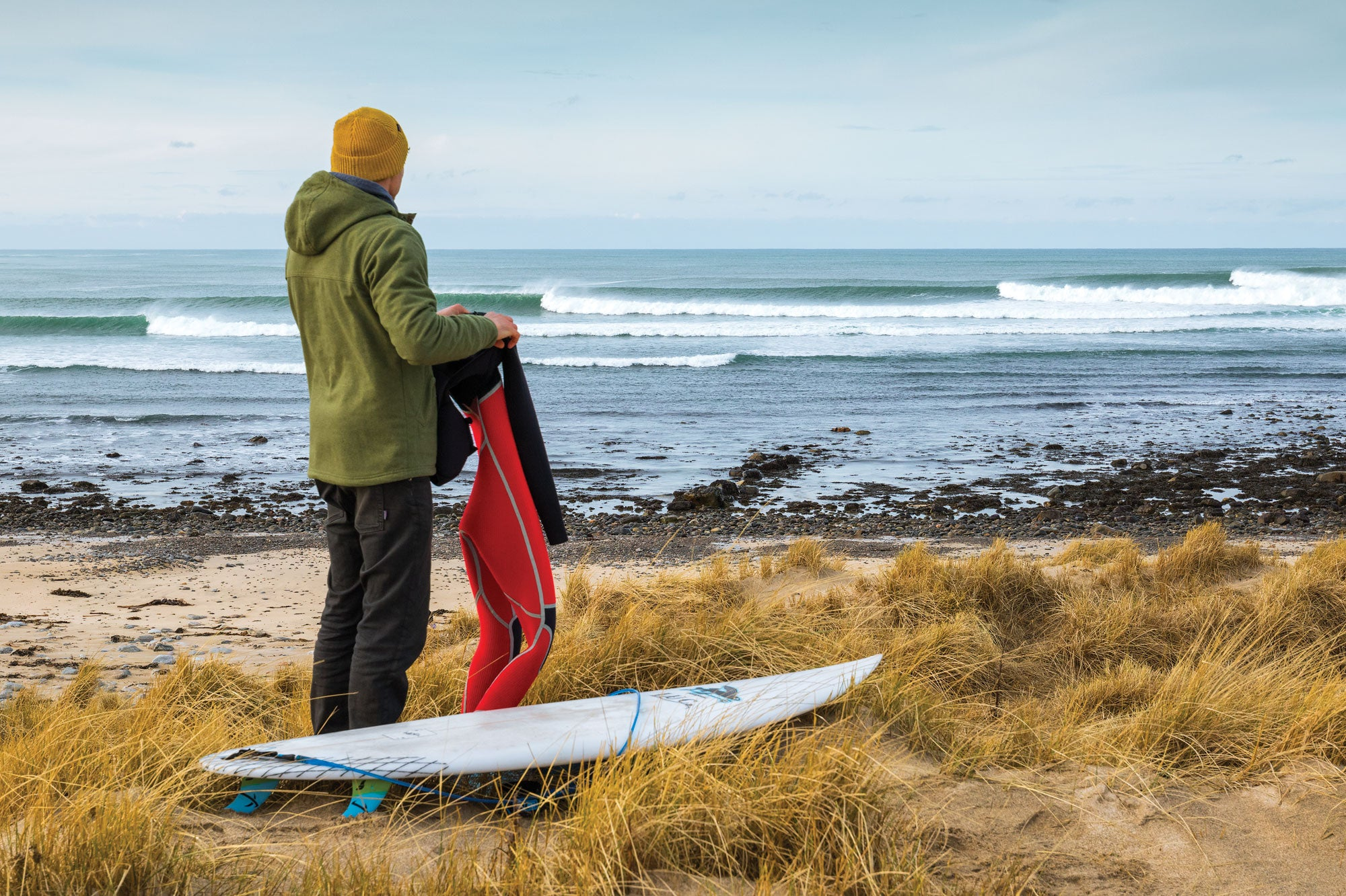 Yulex - Patagonia bring us the world s first neoprene-free wetsuit ... a64eae503