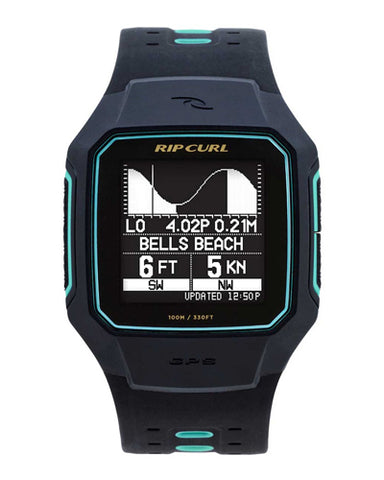 Rip Curl Search GPS 2 Surf Watch - MINT