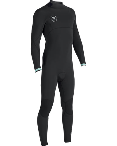 Vissla Seven Seas 4/3 Back-Zip Full Suit