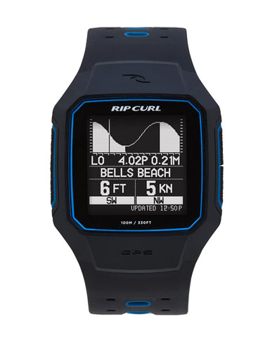 Rip Curl Search GPS 2 Surf Watch - BLUE