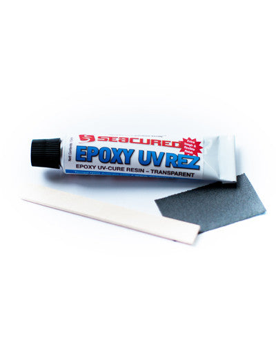 Seacured EPOXY UV Resin - Transparent