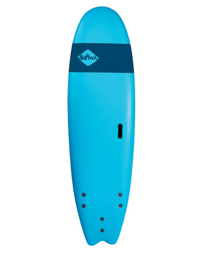 "Softech 6'6"" Handshaped Funboard Softboard"