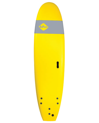 "Softech 7'0"" Handshaped Funboard Softboard"