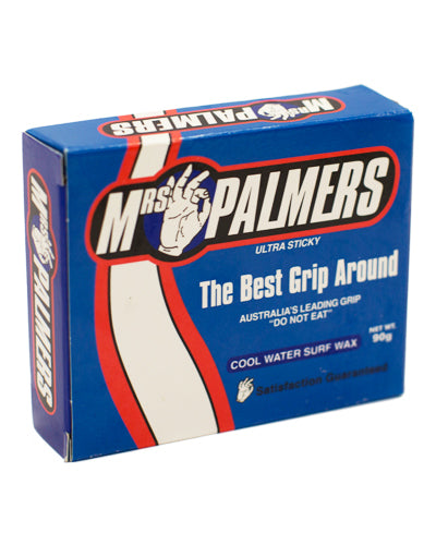 Mrs Palmers Ultra Sticky - Cool Water Wax