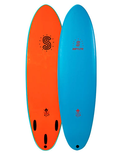 "Softlite 6'6"" Pop Stick Softboard"