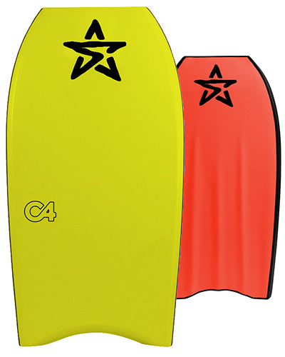 Stealth C4 Bodyboard