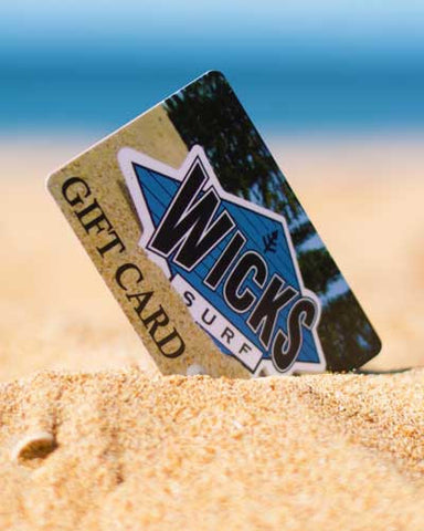 Wicks In Store Gift Card