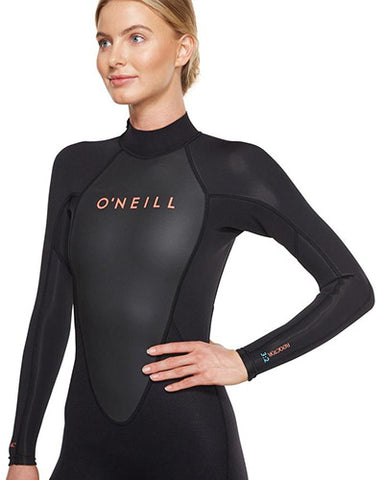 O'neill Women's Reactor II 3/2 Full Suit