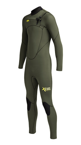 Xcell Boys Comp 3/2 Full Suit