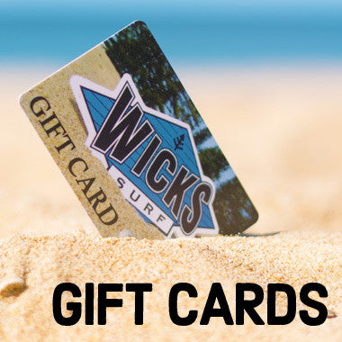 Wicks Gift Cards