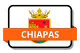 Chiapas State Flags Stickers