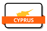 Cyprus State Flags Stickers