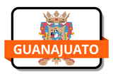 Guanajuato City Names Stickers