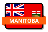 Manitoba MB Online Stickers (Label) Shop Auto Car LandsAndPoeple.com