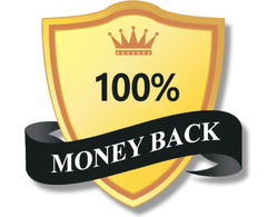 Label Money Back Service 100%