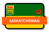 Saskatchewan SK Online Stickers (Label) Shop Auto Car LandsAndPoeple.com