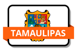 Tamaulipas City Names Stickers