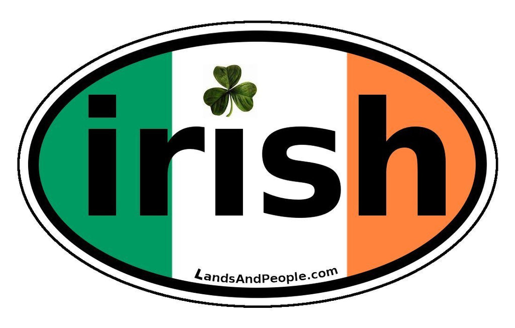 Logo Stickers Ireland