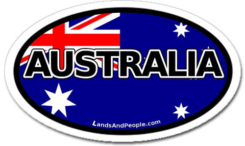 Australia - Lands & People