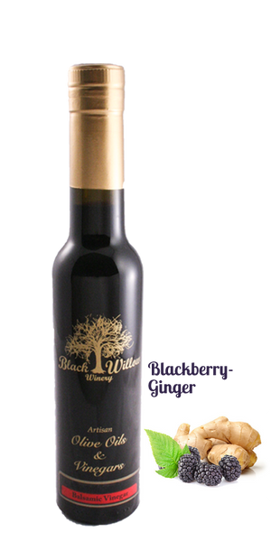 Blackberry-Ginger Aged Balsamic Vinegar